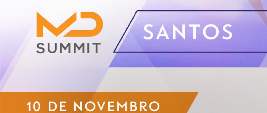 M&D Summit Santos - 2ª Edição