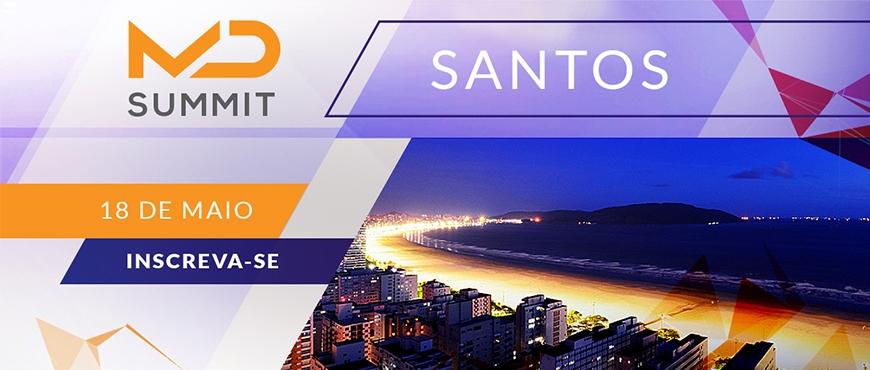 M&D Summit Santos - 3ª Edição