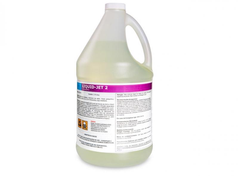 Detergente Liqui Jet - Alcalino