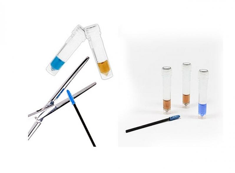 Teste de Proteína para lúmen